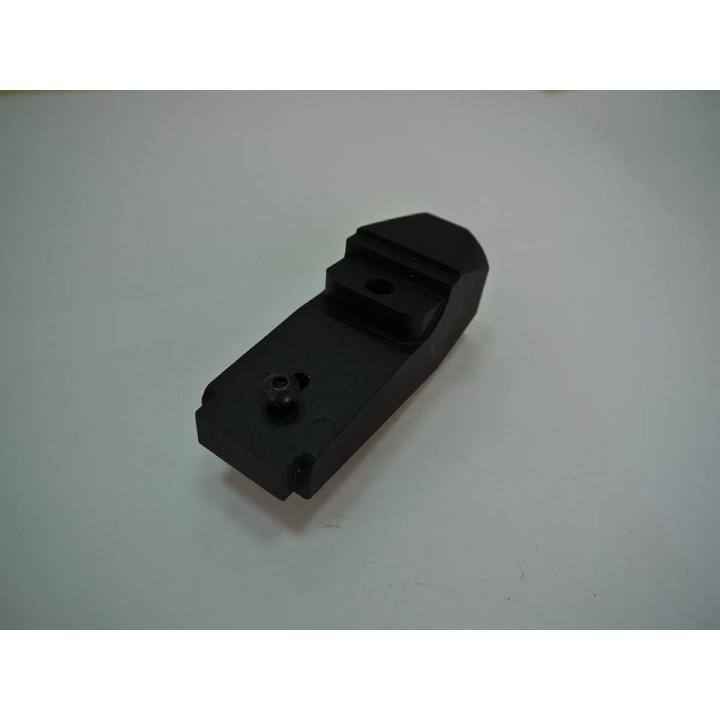Адаптер для телескопического приклада и пистолетной рукоятки для СВД