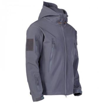 Тактическая куртка Soft Shell grey