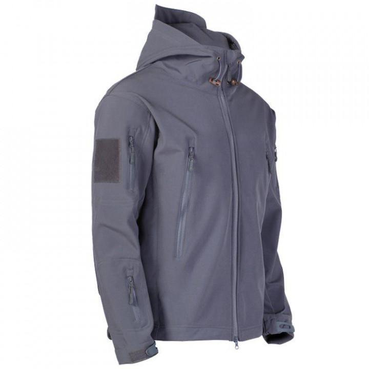 Куртка Soft Shell grey