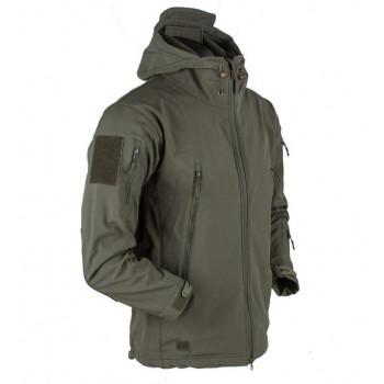 Тактическая куртка Soft Shell olive