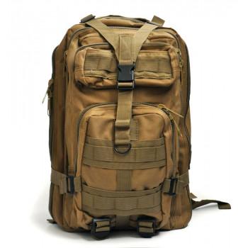 Тактический рюкзак 25 л coyote
