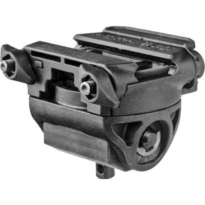 Адаптер для сошек Harris FAB Defense H-POD  поворотный