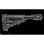 Телескопический складной приклад  АКС-74, АКСУ-74  Fab Defence M4-AKS