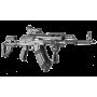Пистолетная рукоятка прорезиненная для АК47, АК74, АКМ AGR-47B
