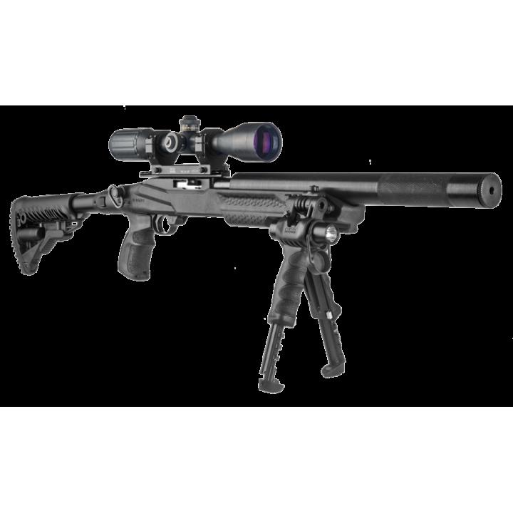 Ложе для Ruger 10/22 M4-R-10-22 с телескопическим прикладом