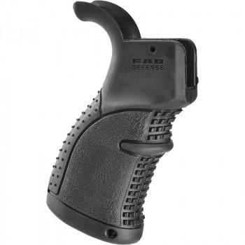 Прорезиненная эргономичная пистолетная рукоятка M4 / M16 / AR15