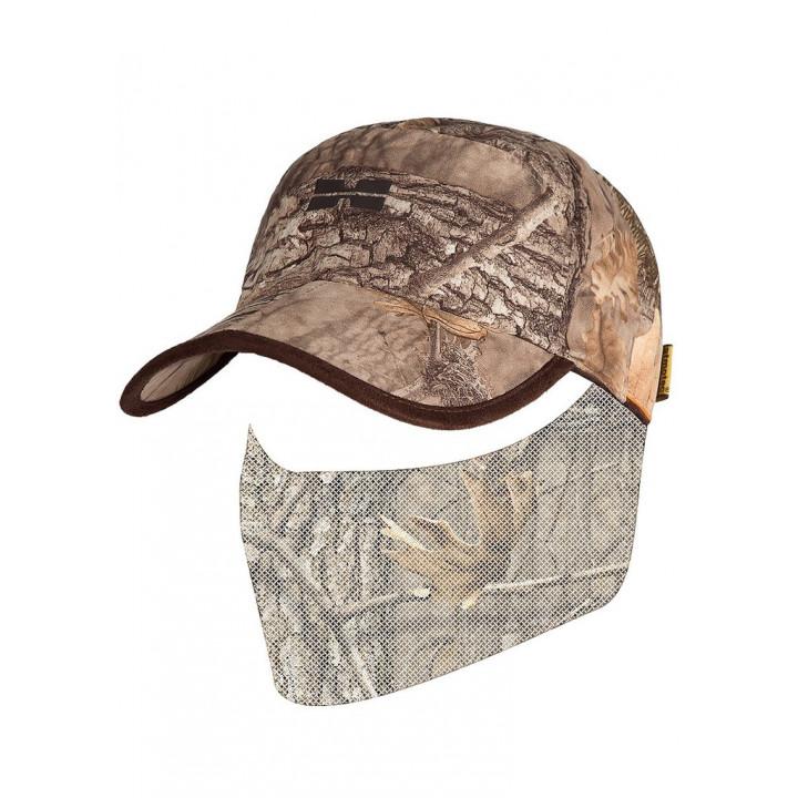 Двусторонняя охотничья кепка HILLMAN-601