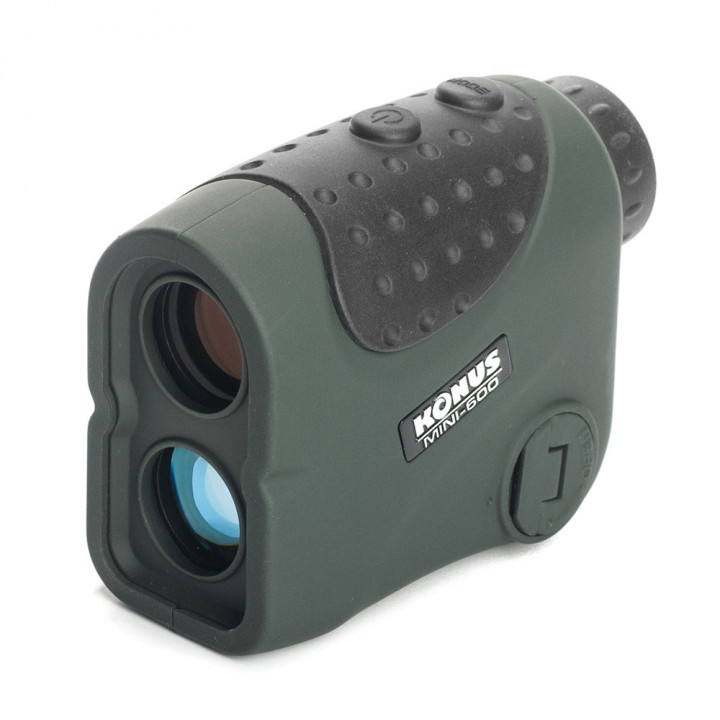 Лазерный дальномер KONUS MINI-600 6x25 (7306)