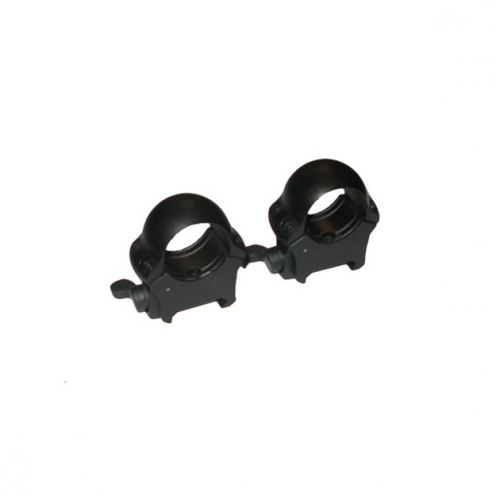 Быстросъемные кольца для оптики  26 мм  на Пикатинни