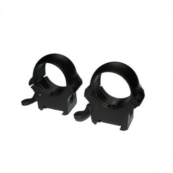 Кольца 30 мм  для оптического прицела