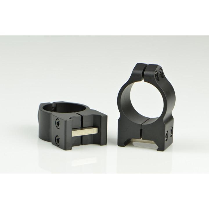 Кольца Warne MAXIMA Fixed Rings 30 мм  medium для крепления средние
