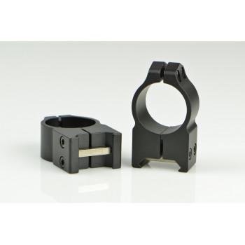 Warne MAXIMA Fixed Rings 30 мм высокие
