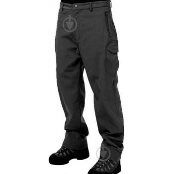 Утеплені брюки тактичні Softshell Shark Skin 01. ESDY. Чорні