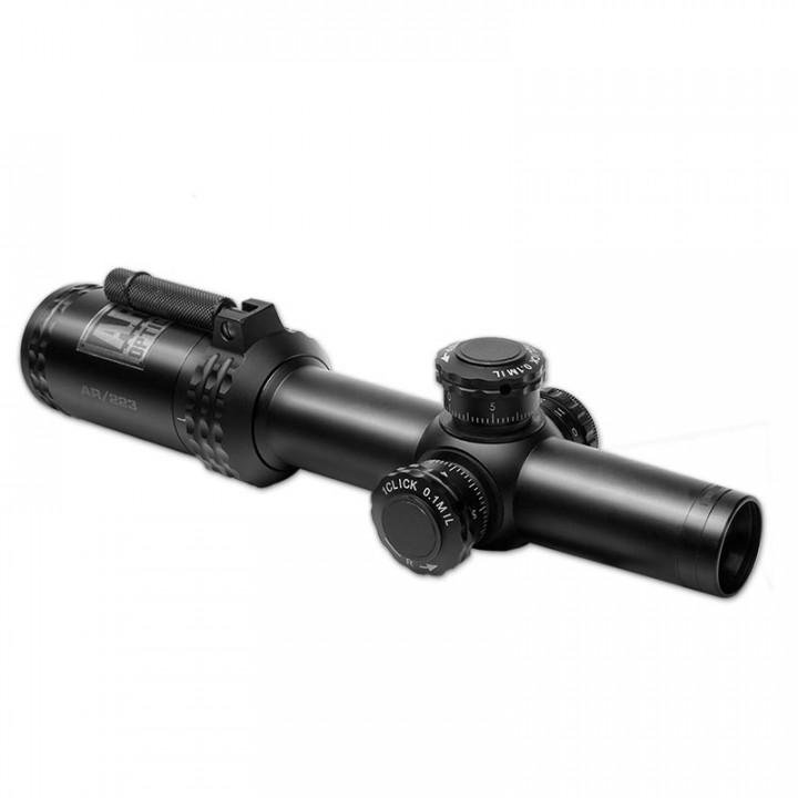 Оптический прицел Bushnell AR Optics 1-4x24 BTR illum