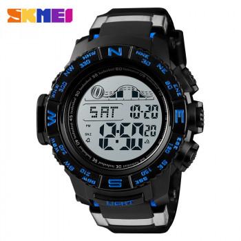 Тактические часы Skmei 1380 blue