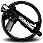 Глушители для AR-15 .223 калибра
