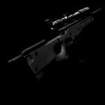 Глушитель для высокоточных винтовок в .308 .338 .30-06