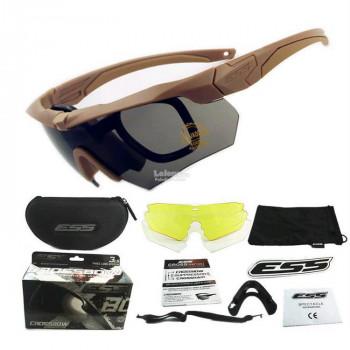 Тактические очки ESS Crossbow. Койот