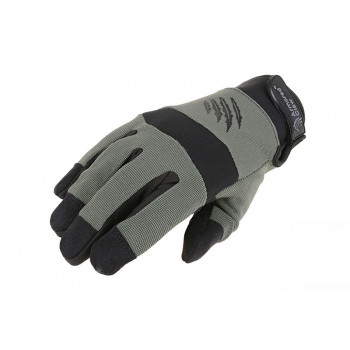 Зимние тактические перчатки Armored Claw Shooter Cold Sage Green Size XS