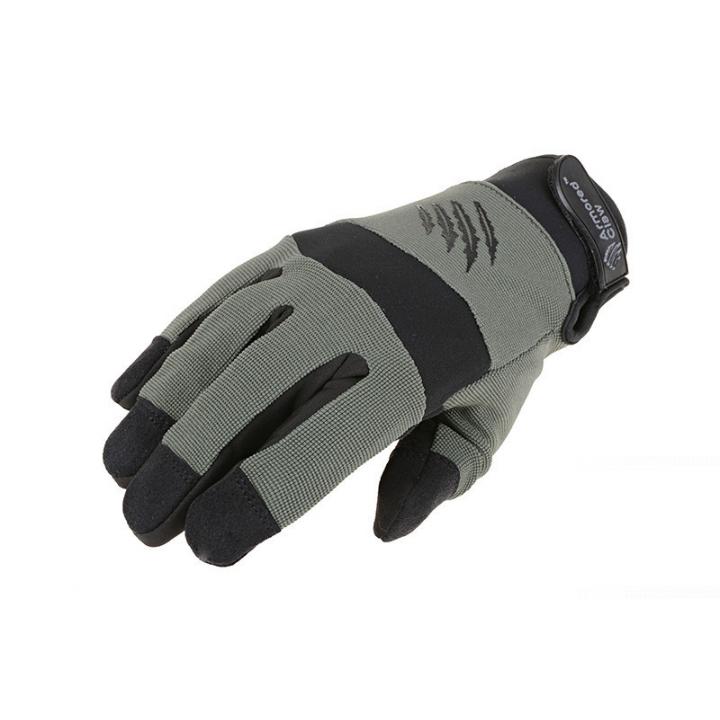 Зимние тактические перчатки  Shooter Cold Sage Green Size XS