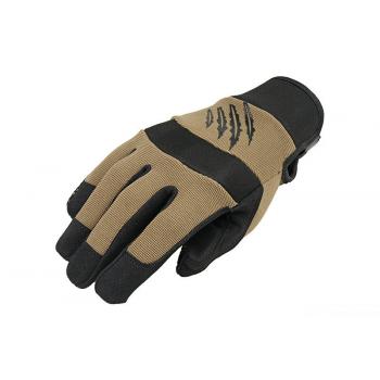 Тактические перчатки Armored Claw Shooter Half TAN Size XS