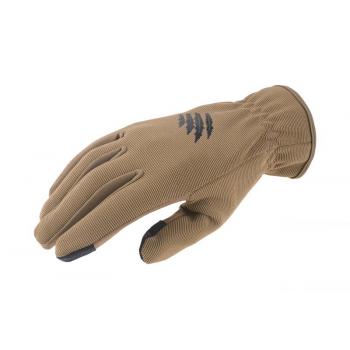 Тактические перчатки Armored Claw Quick Release Tan Size S