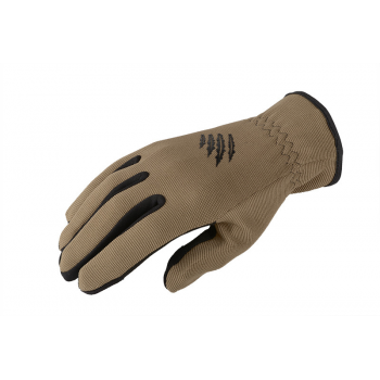 Тактические перчатки Armored Claw Quick Release Half Tan Size S