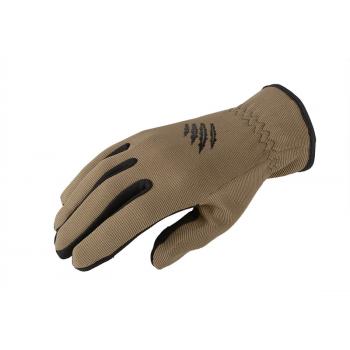 Тактические перчатки Armored Claw Quick Release Half Tan Size S
