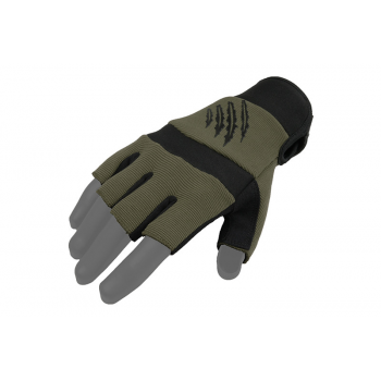 Тактические перчатки Armored Claw Shooter Cut Olive Size M