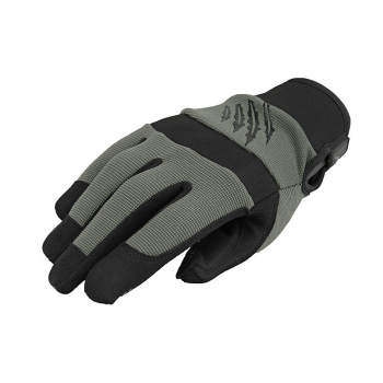 Тактические перчатки Armored Claw Shooter Sage green