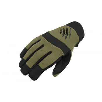 Тактические перчатки Armored Claw Shooter OD