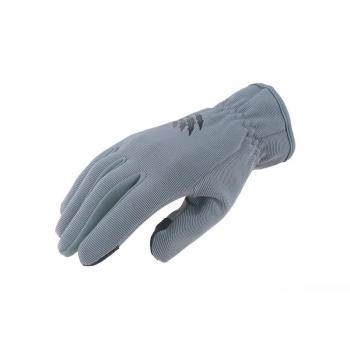 Тактические перчатки Armored Claw Quick Release Grey Size L