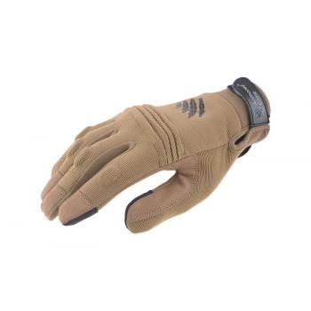 Тактические перчатки Armored Claw CovertPro Tan Size L