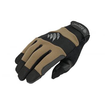 Тактические перчатки Armored Claw Accuracy Half Tan Size L