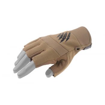 Тактические перчатки Armored Claw Shooter Cut Tan Size L