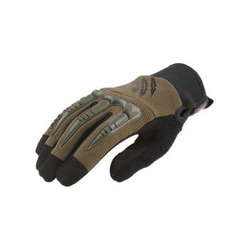 Тактические перчатки Armored Claw BattleFlex Olive Size L