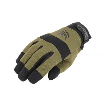 Зимние тактические перчатки Armored Claw Shooter Cold Olive Size L