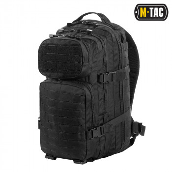 РЮКЗАК M-TAC ASSAULT PACK LASER CUT BLACK