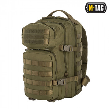 РЮКЗАК M-TAC ASSAULT PACK 20 ЛИТРОВ OLIVE