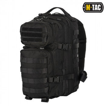 РЮКЗАК M-TAC ASSAULT PACK 20 ЛИТРОВ BLACK