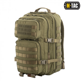 РЮКЗАК M-TAC LARGE ASSAULT PACK OLIVE 36 литров