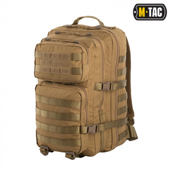 РЮКЗАК M-TAC LARGE ASSAULT PACK TAN 36 литров