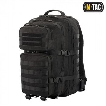 РЮКЗАК M-TAC LARGE ASSAULT PACK BLACK 36 литров