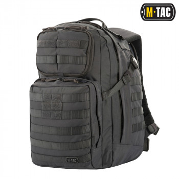 РЮКЗАК M-TAC PATHFINDER PACK GREY 34 литра