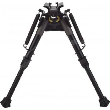 Сошки TipTop S7N (шарнирная база+панорама; ступенчатые ноги) длина - 15,2-22,8 см