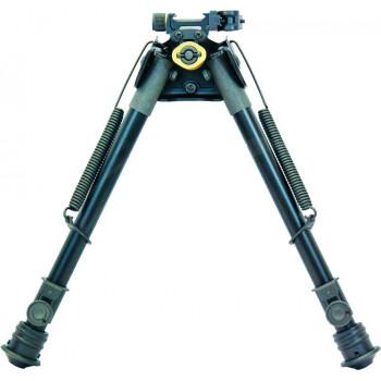 Сошки TipTop S9 Tactical (шарнирная база) длина - 22,8-33 см