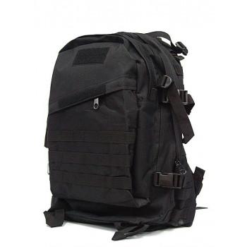 Тактический рюкзак 30 литров. Черный